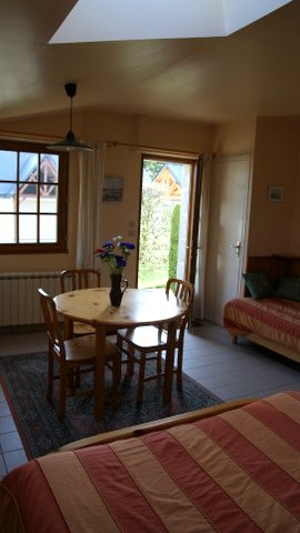 Chambre Champêtre - Gîte Bouchard