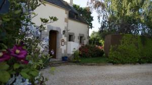Devant maison - Gite Bouchard