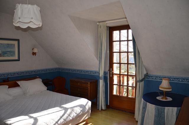 Chambre Hermine - Gîte Bouchard
